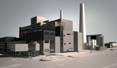 Termomodernizacja kompleksu budynków Zakładu Wytwarzania Tauron Ciepło