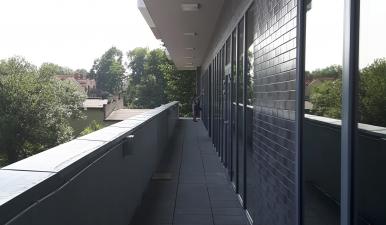 Budynek handlowo - biurowy