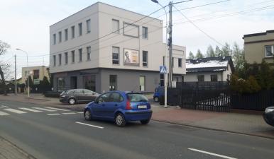 Budynek biurowy w Katowicach